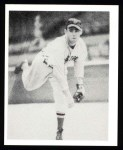 1939 Play Ball Reprint #29  Black Jack Wilson  Front Thumbnail