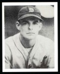 1939 Play Ball Reprint #104  Tom Bridges  Front Thumbnail