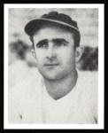 1939 Play Ball Reprints #75  Stan Bordagaray  Front Thumbnail