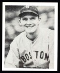 1939 Play Ball Reprints #27  Fred Ostermueller  Front Thumbnail