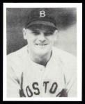 1939 Play Ball Reprints #107  Joe Vosmik  Front Thumbnail