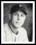 1939 Play Ball Reprint #130  Bill Brubaker  Front Thumbnail