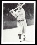 1939 Play Ball Reprint #100  Buddy Myer  Front Thumbnail