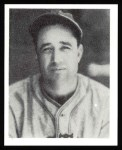 1939 Play Ball Reprint #72  Debs Garms  Front Thumbnail