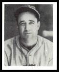 1939 Play Ball Reprint #72  Debs Garms  Front Thumbnail
