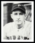 1939 Play Ball Reprint #128  Joe Bowman  Front Thumbnail