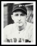 1939 Play Ball Reprints #128  Joe Bowman  Front Thumbnail