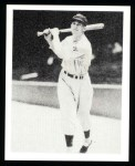 1939 Play Ball Reprint #114  Cecil Travis  Front Thumbnail