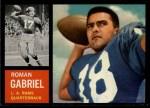 1962 Topps #88  Roman Gabriel  Front Thumbnail