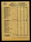 1971 O-Pee-Chee #201   -  Ty Cline 1970 NL Playoffs - Game 3 - Cline Scores Winning Run Back Thumbnail