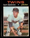 1971 O-Pee-Chee #26  Bert Blyleven  Front Thumbnail