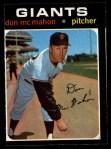 1971 O-Pee-Chee #354  Don McMahon  Front Thumbnail