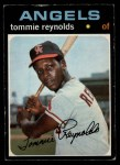 1971 O-Pee-Chee #676  Tommie Reynolds  Front Thumbnail