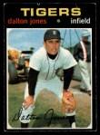 1971 O-Pee-Chee #367  Dalton Jones  Front Thumbnail