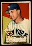 1952 Topps #49 ERR Johnny Sain  Front Thumbnail