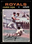 1971 O-Pee-Chee #118  Cookie Rojas  Front Thumbnail