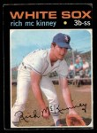 1971 O-Pee-Chee #37  Rich McKinney  Front Thumbnail