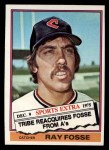 1976 Topps Traded #554 T Ray Fosse  Front Thumbnail