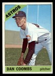 1966 Topps #414  Dan Coombs  Front Thumbnail