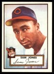 1952 Topps REPRINT #382  Sam Jones  Front Thumbnail
