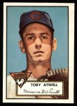 1952 Topps Reprints #356  Toby Atwell  Front Thumbnail