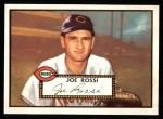 1952 Topps Reprints #379  Joe Rossi  Front Thumbnail