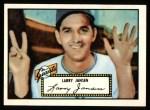 1952 Topps REPRINT #5  Larry Jansen  Front Thumbnail