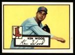 1952 Topps REPRINT #139  Ken Wood  Front Thumbnail