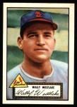 1952 Topps REPRINT #38  Wally Westlake  Front Thumbnail