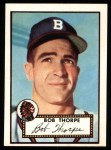 1952 Topps Reprints #367  Ben Thorpe  Front Thumbnail