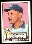 1952 Topps REPRINT #200  Ralph Houk  Front Thumbnail