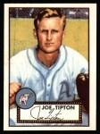 1952 Topps REPRINT #134  Joe Tipton  Front Thumbnail