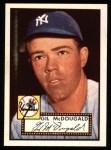 1952 Topps REPRINT #372  Gil McDougald  Front Thumbnail