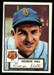 1952 Topps REPRINT #246  George Kell  Front Thumbnail