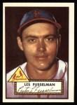 1952 Topps REPRINT #378  Leroy Fusselman  Front Thumbnail