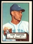 1952 Topps REPRINT #141  Clint Hartung  Front Thumbnail