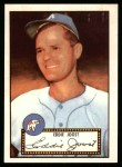 1952 Topps REPRINT #45  Eddie Joost  Front Thumbnail