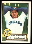 1952 Topps REPRINT #95  Ken Holcombe  Front Thumbnail