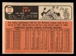 1966 Topps #406  Joey Jay  Back Thumbnail