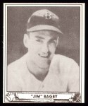 1940 Play Ball Reprint #32  Jim Bagby  Front Thumbnail