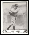 1940 Play Ball Reprint #214  Ken O'Dea  Front Thumbnail