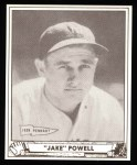 1940 Play Ball Reprint #11  Jake Powell  Front Thumbnail