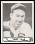 1940 Play Ball Reprint #184  Moose Haas  Front Thumbnail