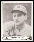 1940 Play Ball Reprint #56  Ed Miller  Front Thumbnail