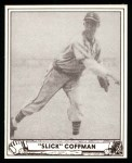 1940 Play Ball Reprint #55  Dick Coffman  Front Thumbnail