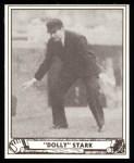 1940 Play Ball Reprint #117  Dolly Stark  Front Thumbnail
