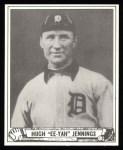 1940 Play Ball Reprint #223  Hughie Jennings  Front Thumbnail
