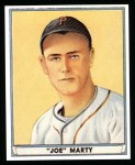 1941 Play Ball Reprint #28  Joe Marty  Front Thumbnail