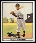 1941 Play Ball Reprint #23  George McQuinn  Front Thumbnail