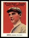 1915 Cracker Jack Reprint #159  Heinie Groh  Front Thumbnail